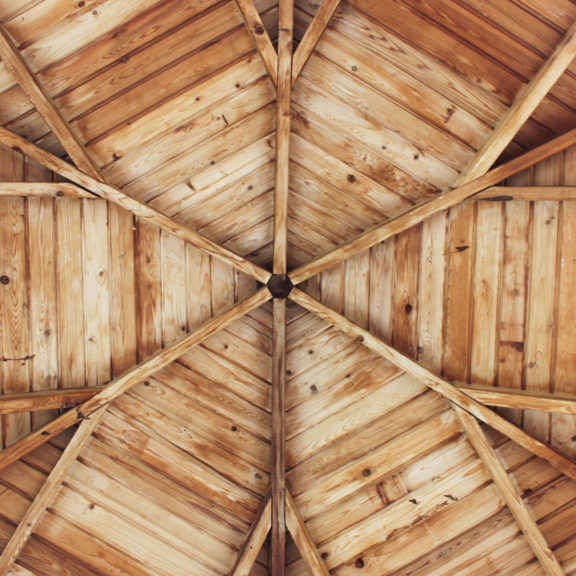 brown-wooden-ceiling-surface